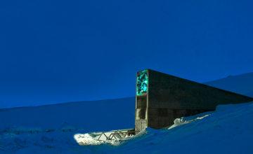 Na otoku Svalbard otvorena podzemna knjižnica