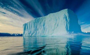 Ledenjak s Antarktike kao izvor pitke vode za Ujedinjene Arapske Emirate
