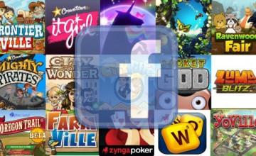 Kako anonimno igrati igre na Facebooku?