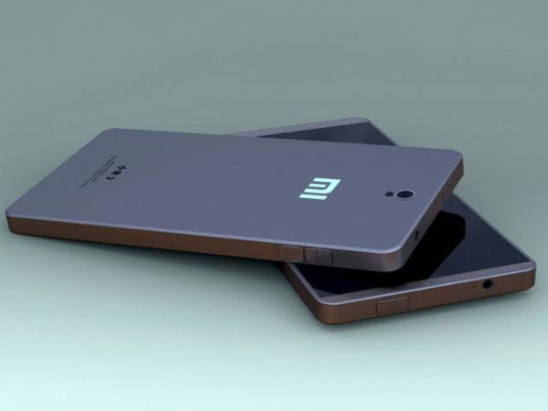 No1 Mi4 vs Xiaomi Mi4