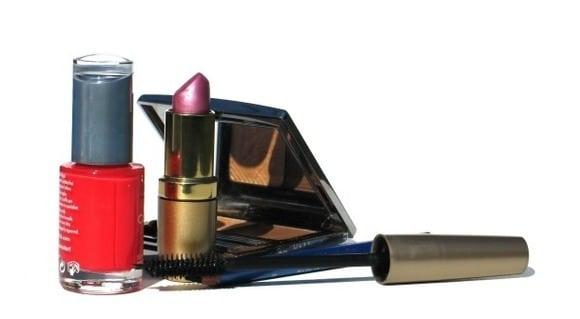 group of makeup