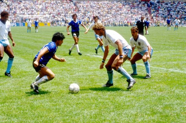 Diego Maradona, Svjetsko prvenstvo u Meksiku 86'