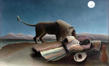Henri Rousseau (1897), Muzej suvremene umjetnosti, New York; Corbis Images