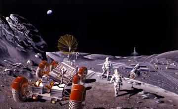 Kolonizacija mjeseca. (Credit: Wikimedia.org)