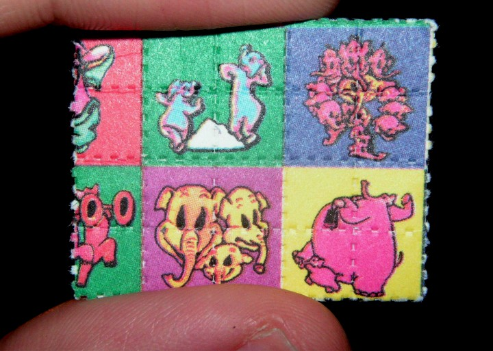 LSD ne uzrokuju probleme s mentalnim zdravljem ?! Lsd-720x513