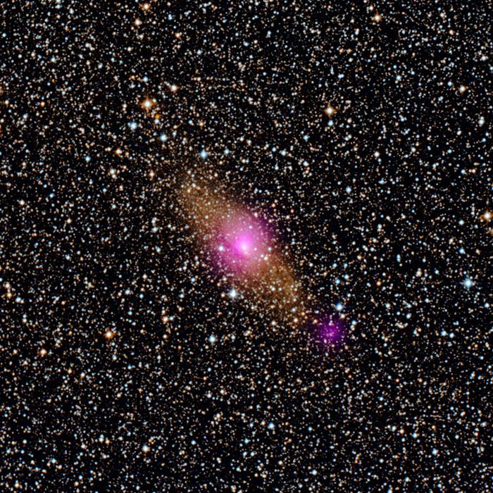 Galaksija PIA