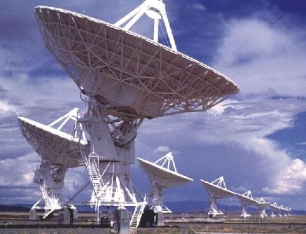Veliki niz radio teleskopa za istraživanje svemira