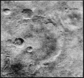 Mars mariner astrobiologija
