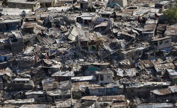 Potres na Haitiju 2010. godine.