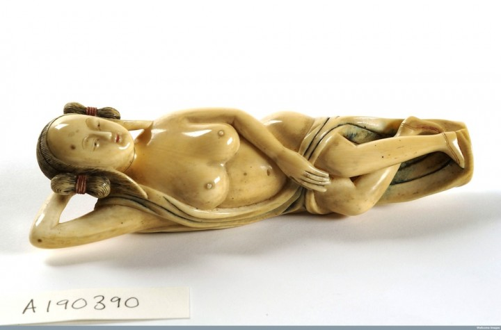Kineska lutka iz 18. do 19. stoljeća