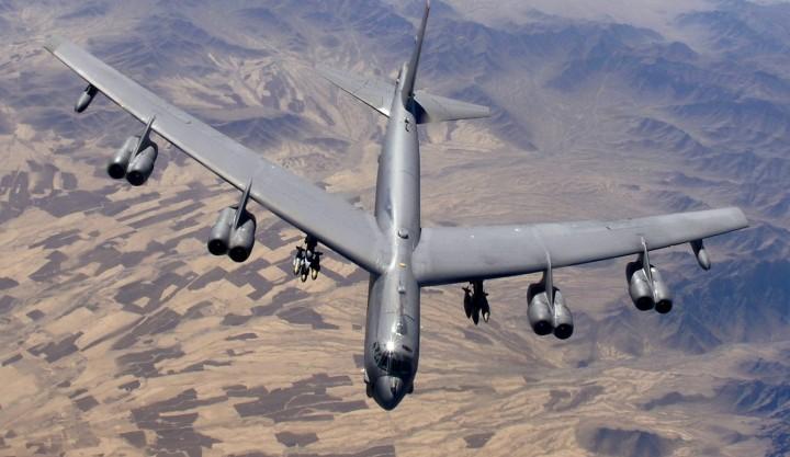 Boeing B-52: uzdanica američkog ratnog zrakoplovstva od 1955. (izvor: Wikipedia)