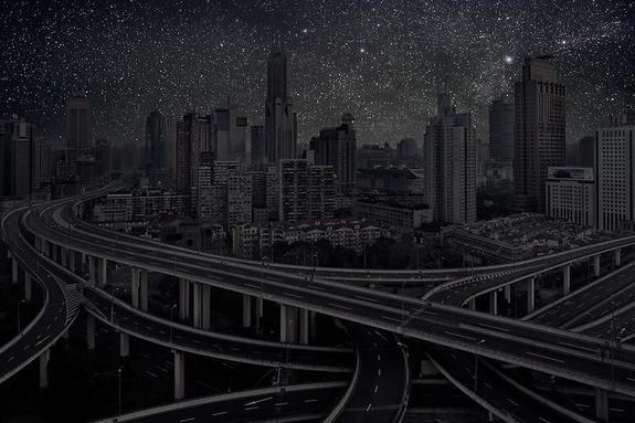 Šangaj autoceste