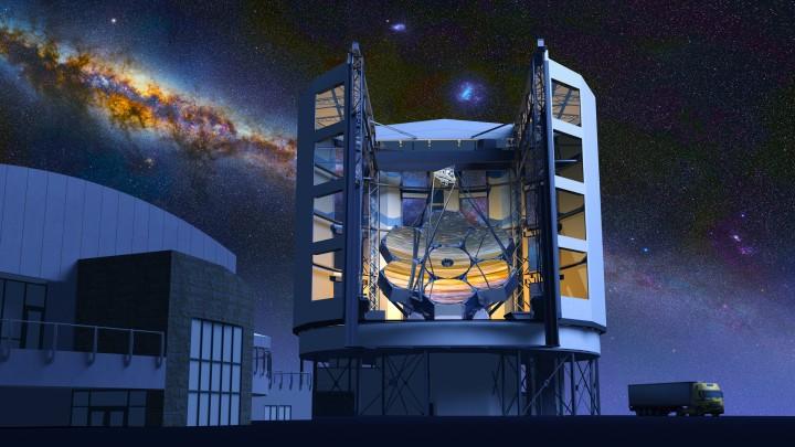 Veliki Magellanov teleskop