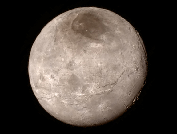 Haron, Plutonov najveći mjesec (Foto: NASA)