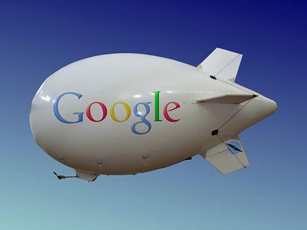Google balon