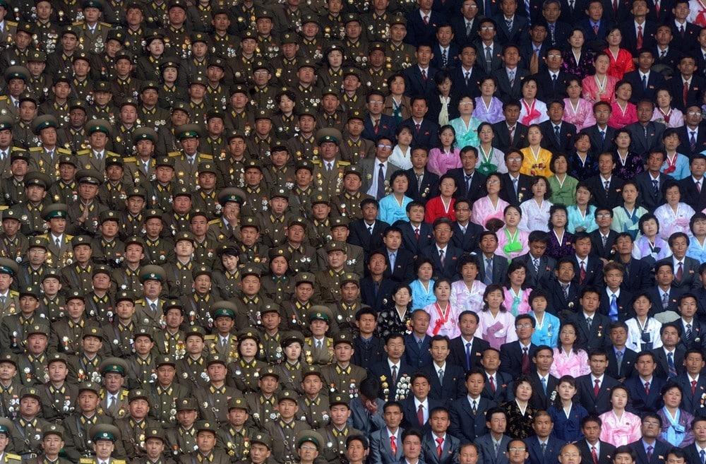 Proslava u Sjevernoj Koreji