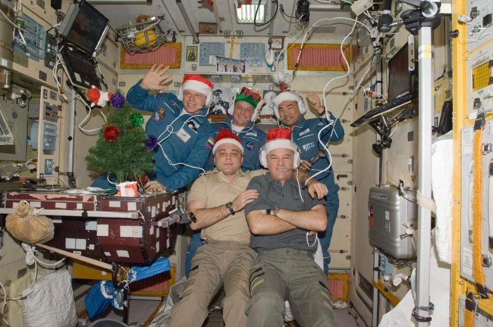 Na Međunarodnoj svemirskoj stanici otvoreno se slave vjerski obredi (Credit: NASA)