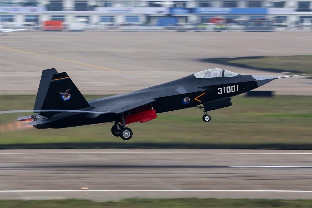 Prototip zrakoplova J-31