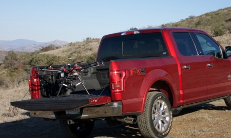 ford f-150 drone
