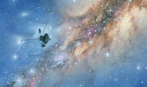 Svemirska sonda Voyager napušta Sunčev sustav (FOTO: BBC)