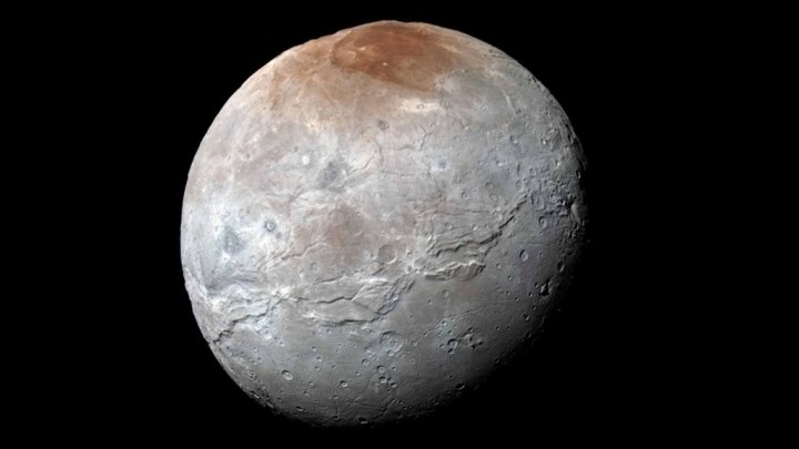 haron - plutonov mjesec