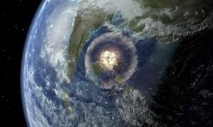 asteroid yucatan