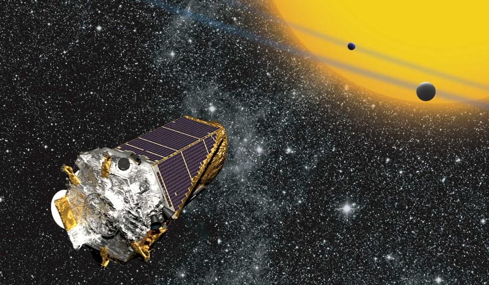 Teleskop Kepler je do sada otkrio preko 3.000 planeta (Credit: Wikipedia)