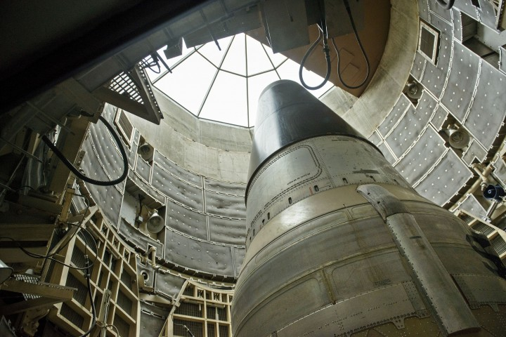 nuklearni silos