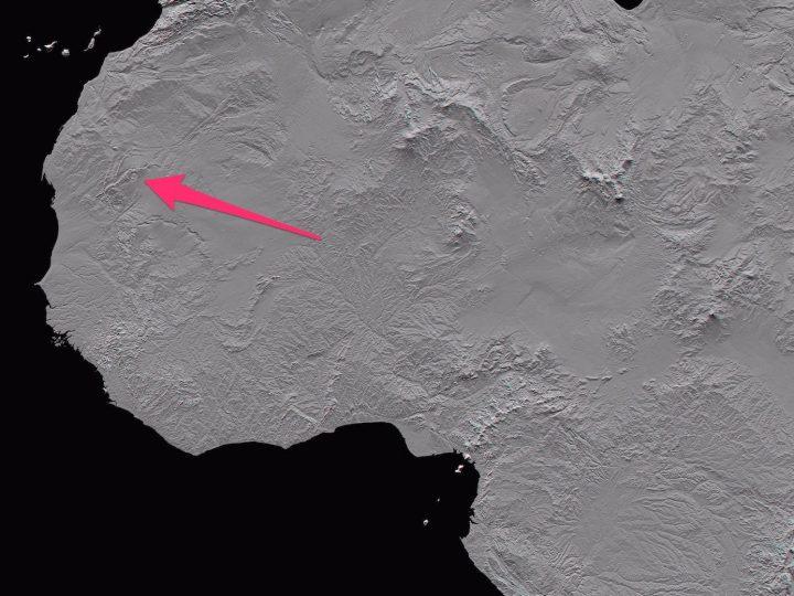 lokacija oka sahare