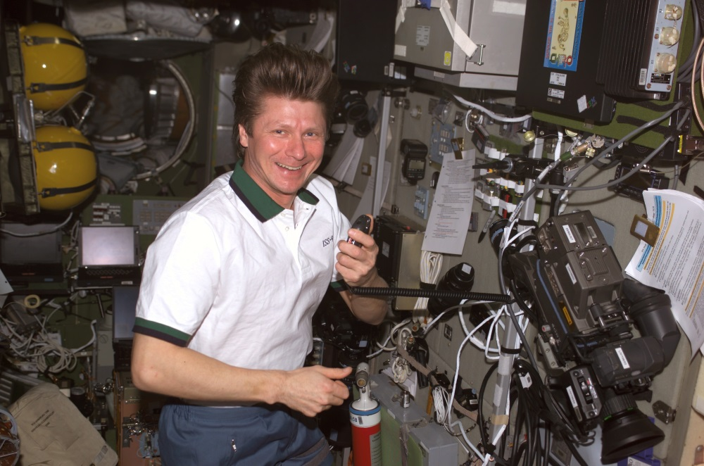 Genadij Padalka aktualni je rekorder po broju dana provedenih u svemiru (Foto: Wikipedia)