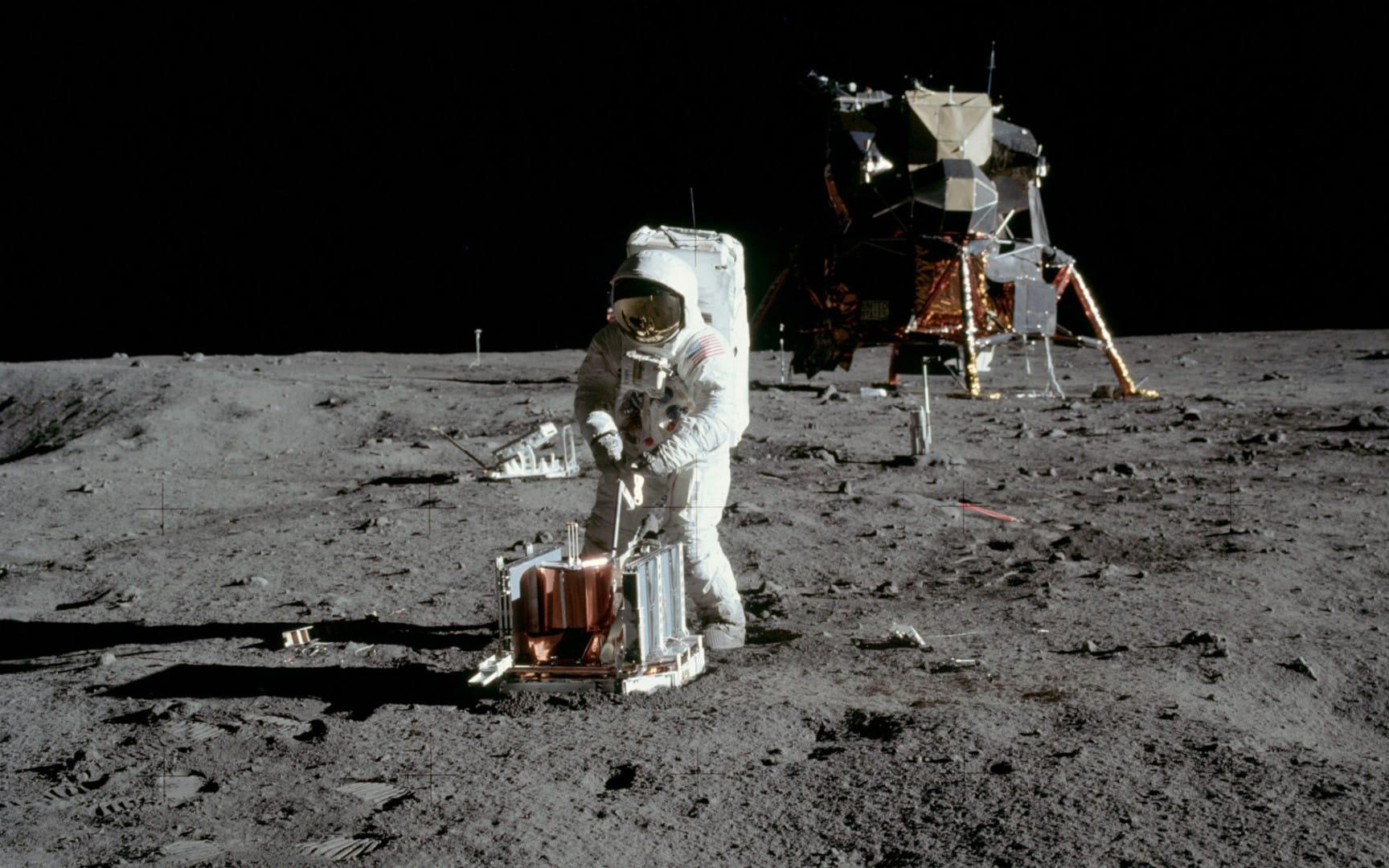Astronauti su na Mjesecu ostavili instrumente koji su i danas u funkciji (Foto: NASA)