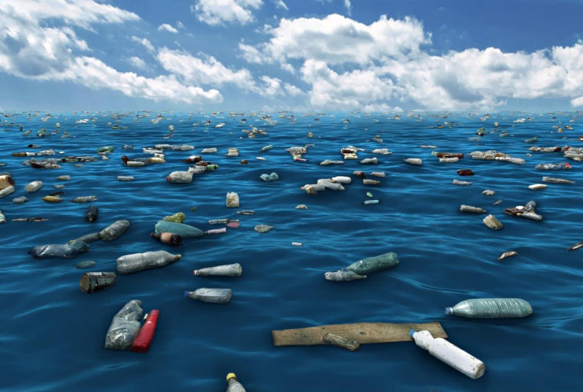 U Arktičkom oceanu pronađene velike količine plastičnog otpada