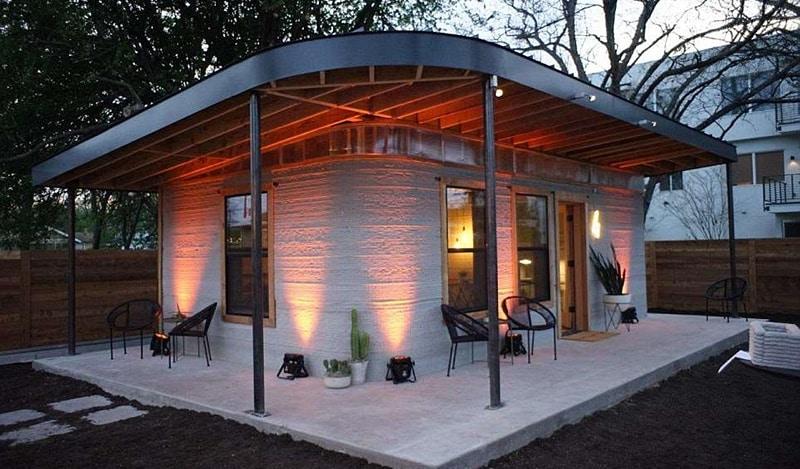 Predstavljene kuće koje se mogu isprintati za 24 sata