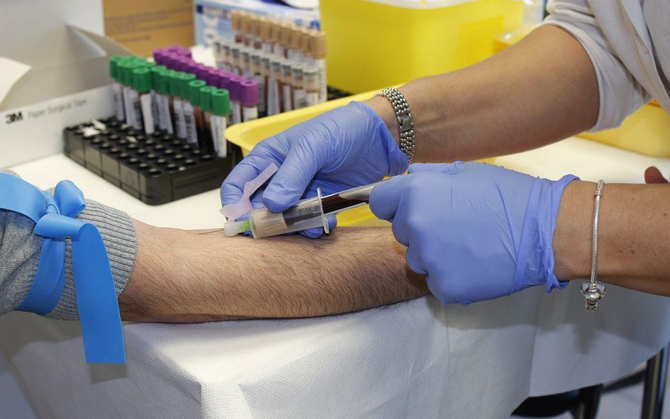 Dolaze roboti za vađenje krvi