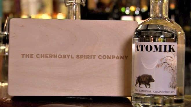 Napravljena černobilska votka iz zabranjene zone