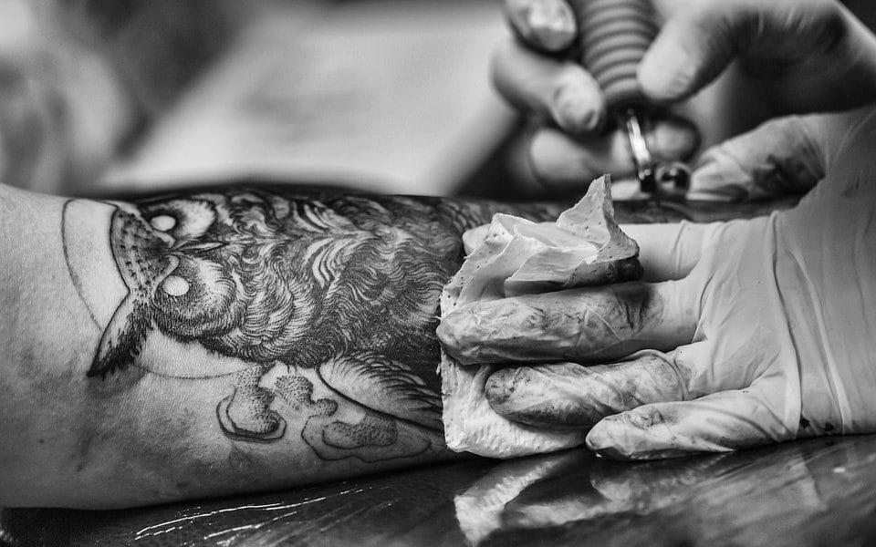 Tetovaže ostavljaju nanočestice metala u limfnim čvorovima
