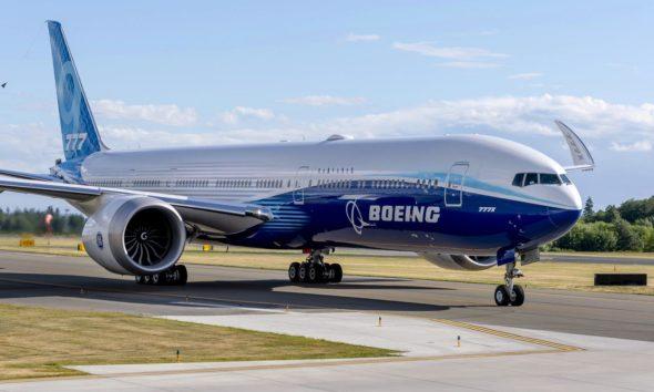 Boeing planira prvi pokusni let aviona 777X ovaj tjedan