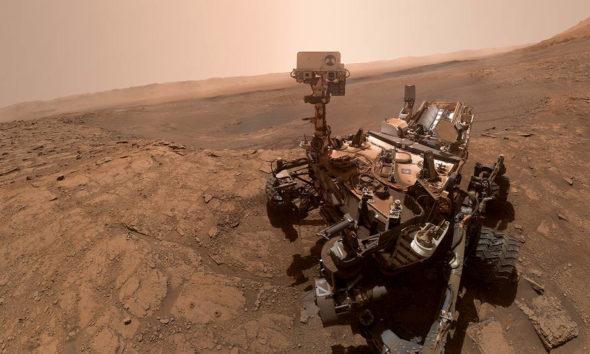 """Rover """"Curiosity"""" prošle su godine od uzbudljivog slijetanja na Mars"""