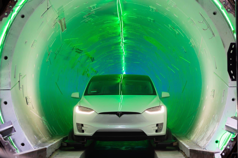 Tvrtka Boring završila iskopavanje tunela ispod Las Vegasa
