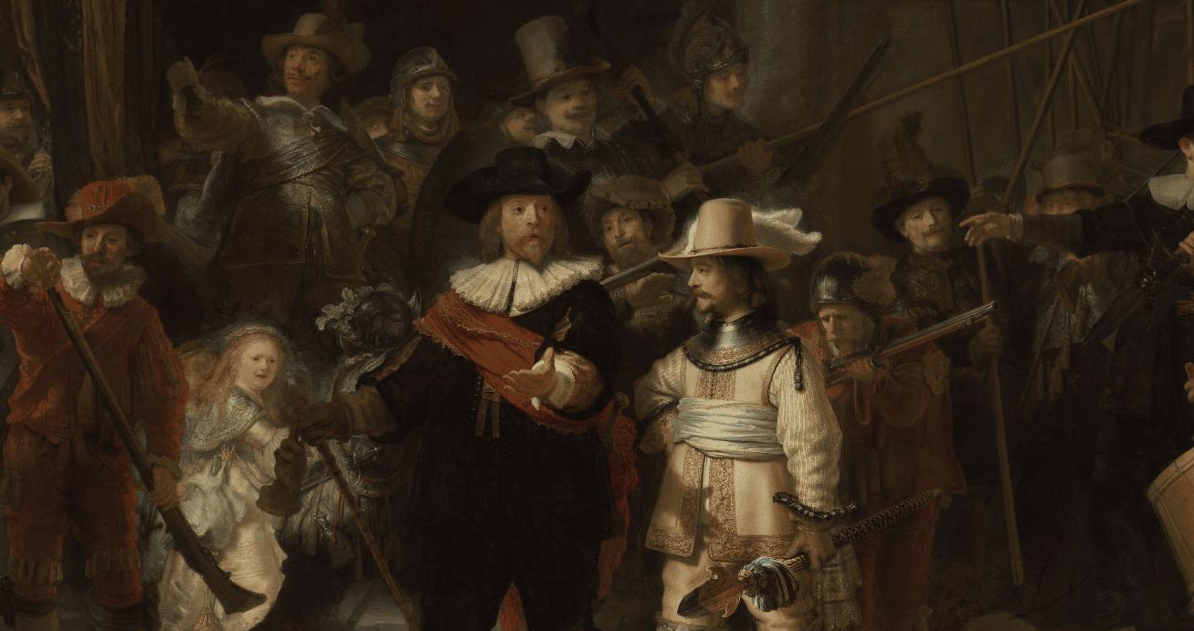 Znanstvenici napravili AI kopiju Rembrantovog remek djela