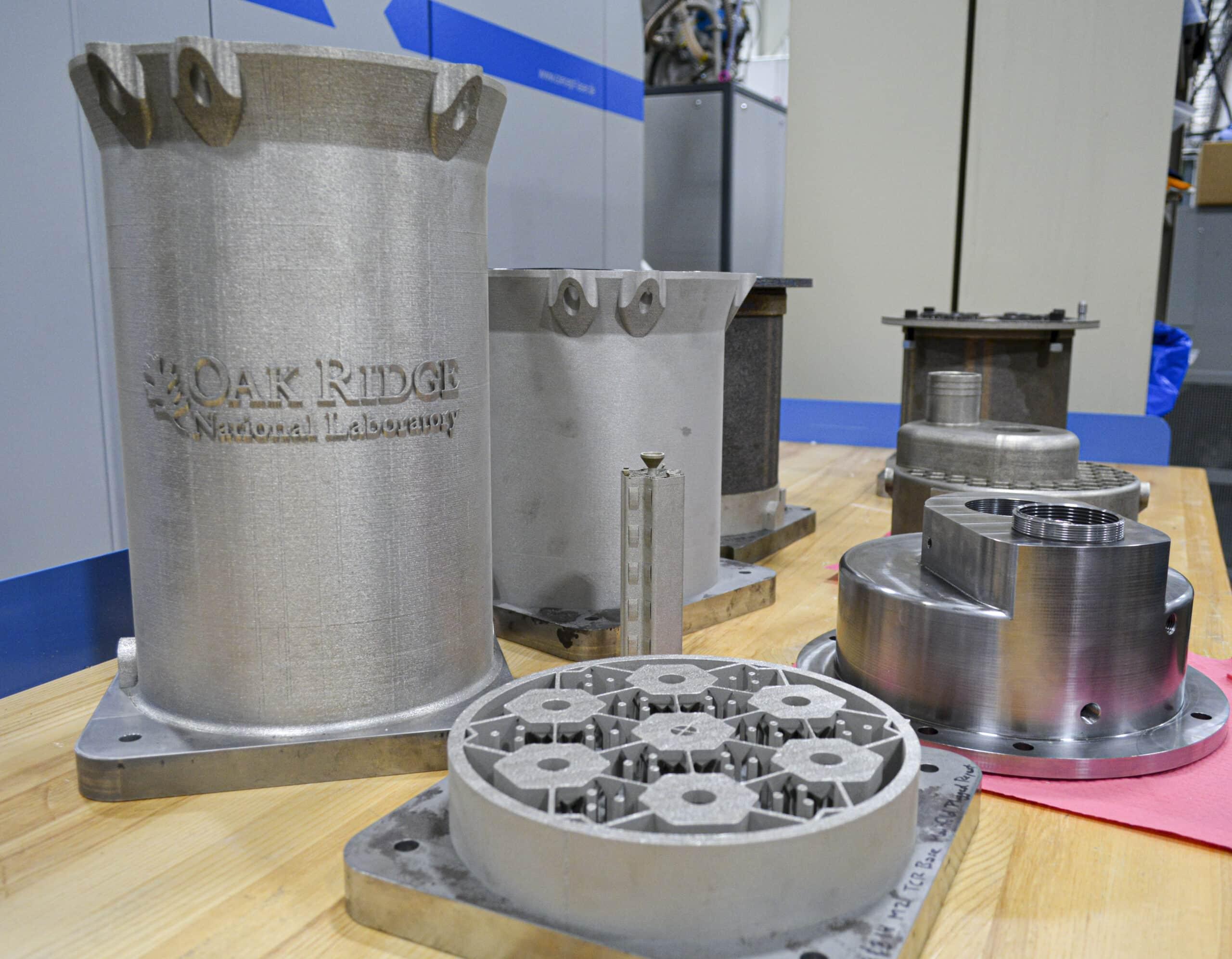 Nuklearni reaktor iz 3D printera