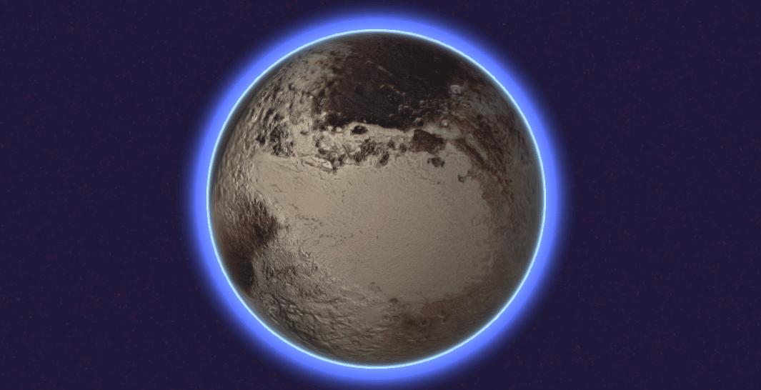Znanstvenici tvrde da se ispod površine Plutona vjerojatno krije ocean