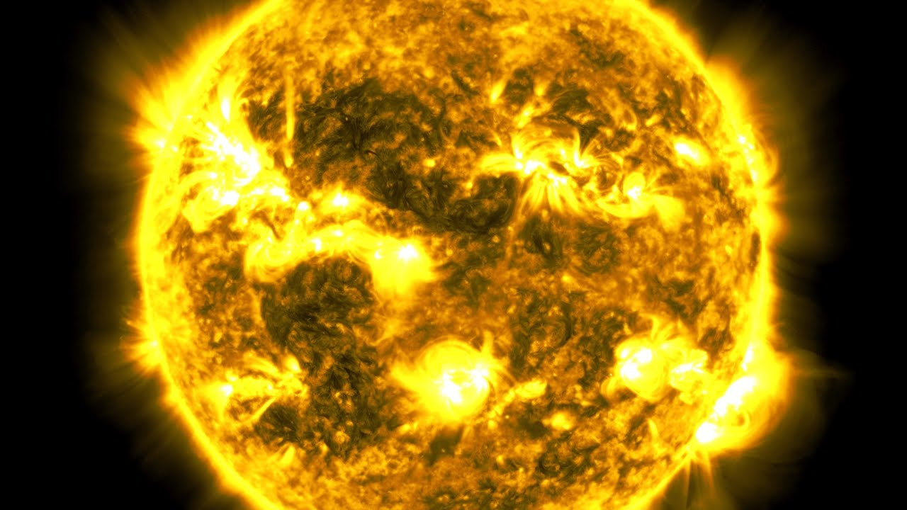 Deset godina sažeto u jednom satu: Pogledajte nevjerojatnu snimku Sunca