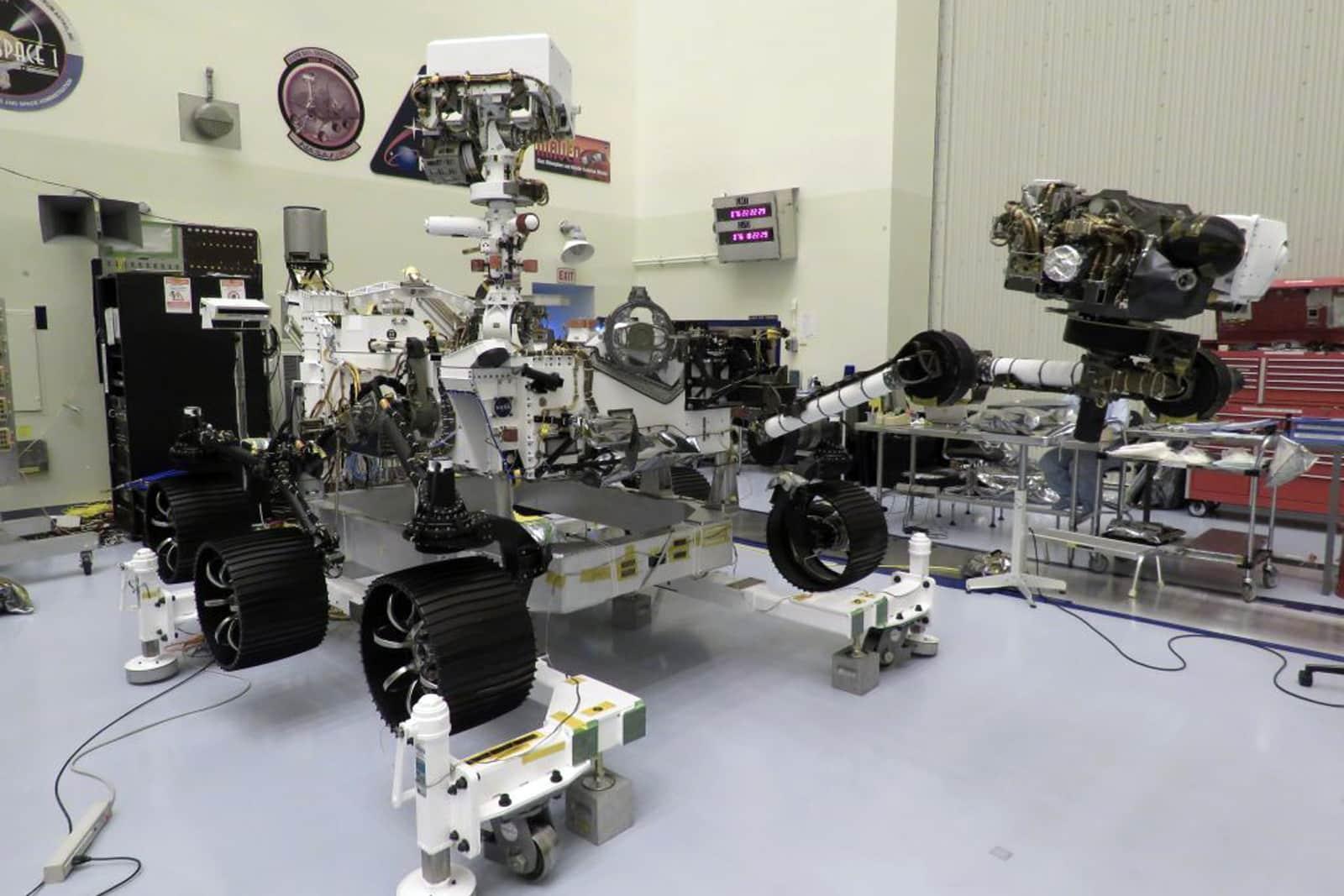 NASA neće lansirati rover na Mars barem do 30. srpnja