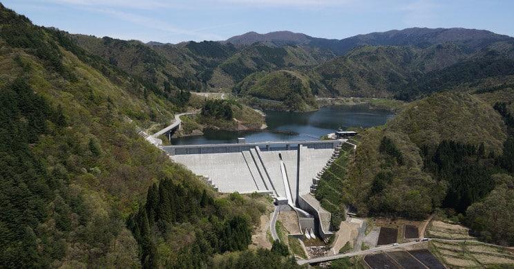 Japanska tvrtka angažira robote za izgradnju ogromne brane