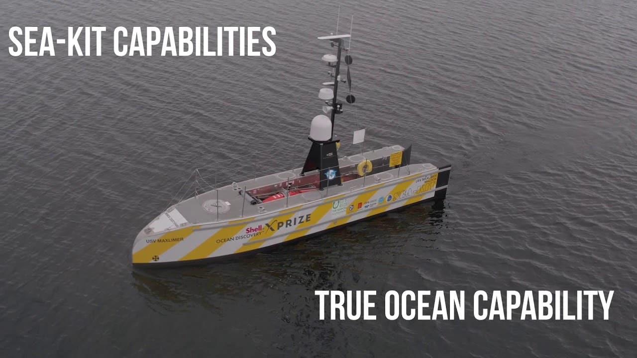 Robotski brod završio trotjednu misiju na Atlantiku