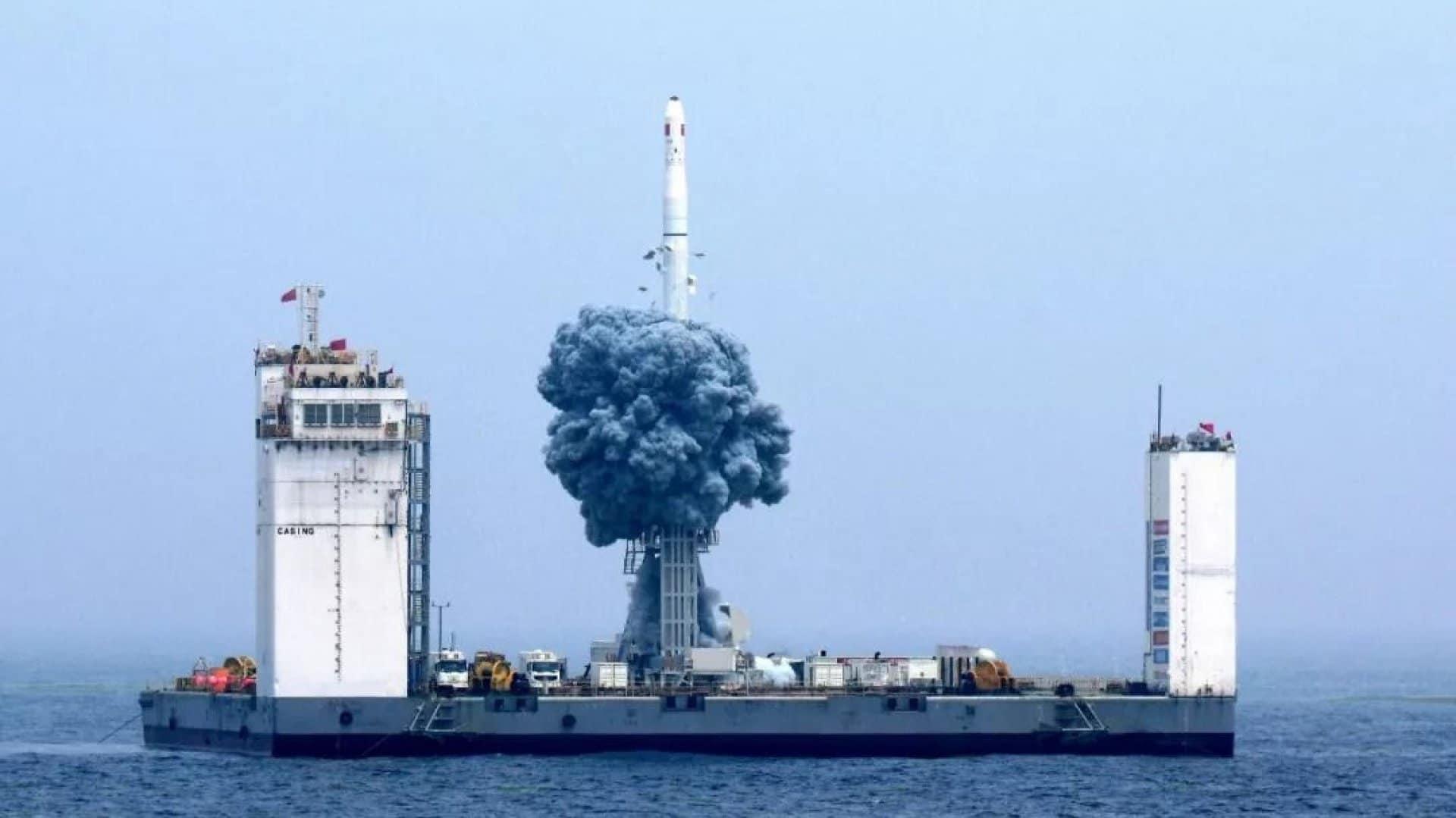 Kina gradi plutajuću stanicu za lansiranje raketa