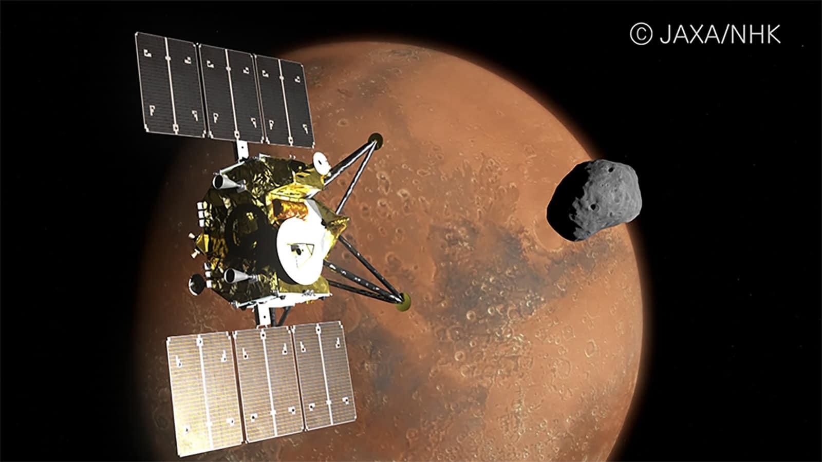Japan će poslati 8K kameru na Mars i njegove mjesece