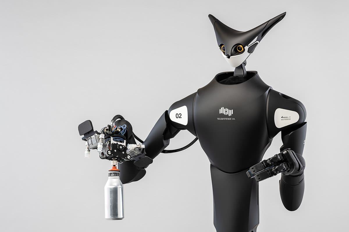 U trgovini u Japanu testiran robot kojim upravljaju ljudi