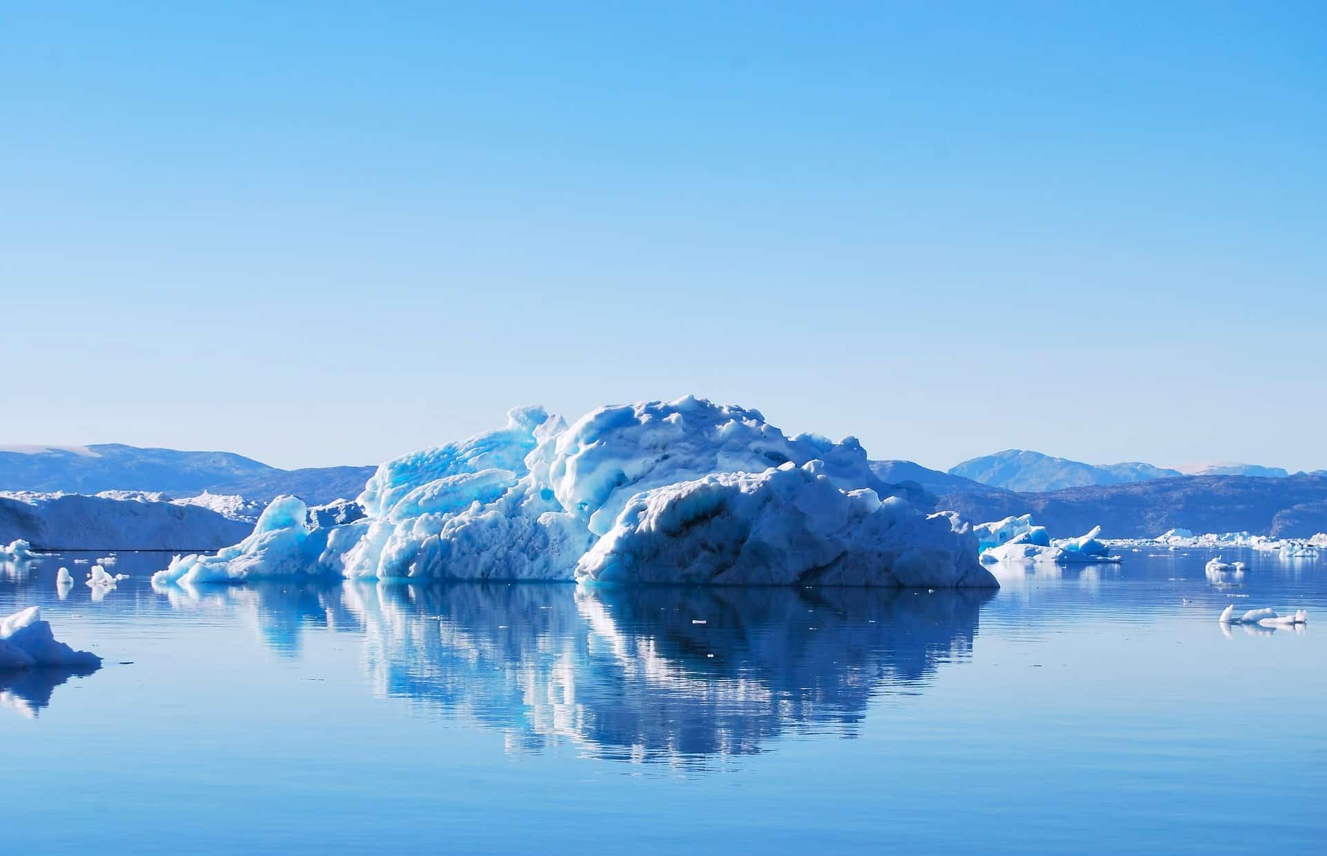 Klimatske promjene: Odlomio se golemi komad leda na Grenlandu